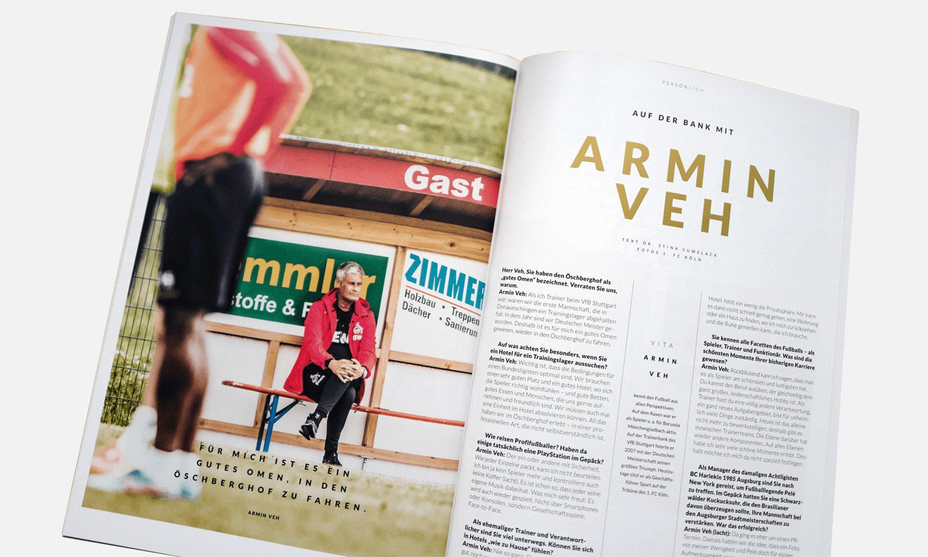Öschberghof Magazin